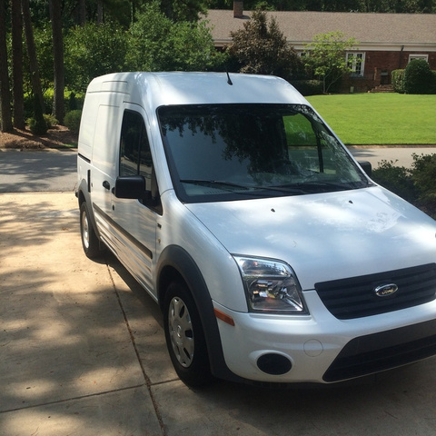 picture of 2013 ford transit connect cargo xl exterior. Cars Review. Best American Auto & Cars Review
