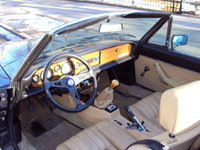 Picture of 1979 Fiat 124 Spider, interior