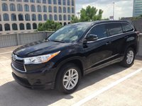 Picture of 2014 Toyota Highlander LE I4