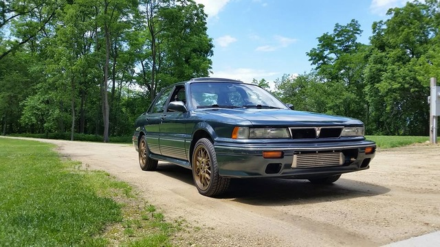 Picture of 1991 Mitsubishi Galant VR-4 Turbo AWD, exterior, gallery_worthy