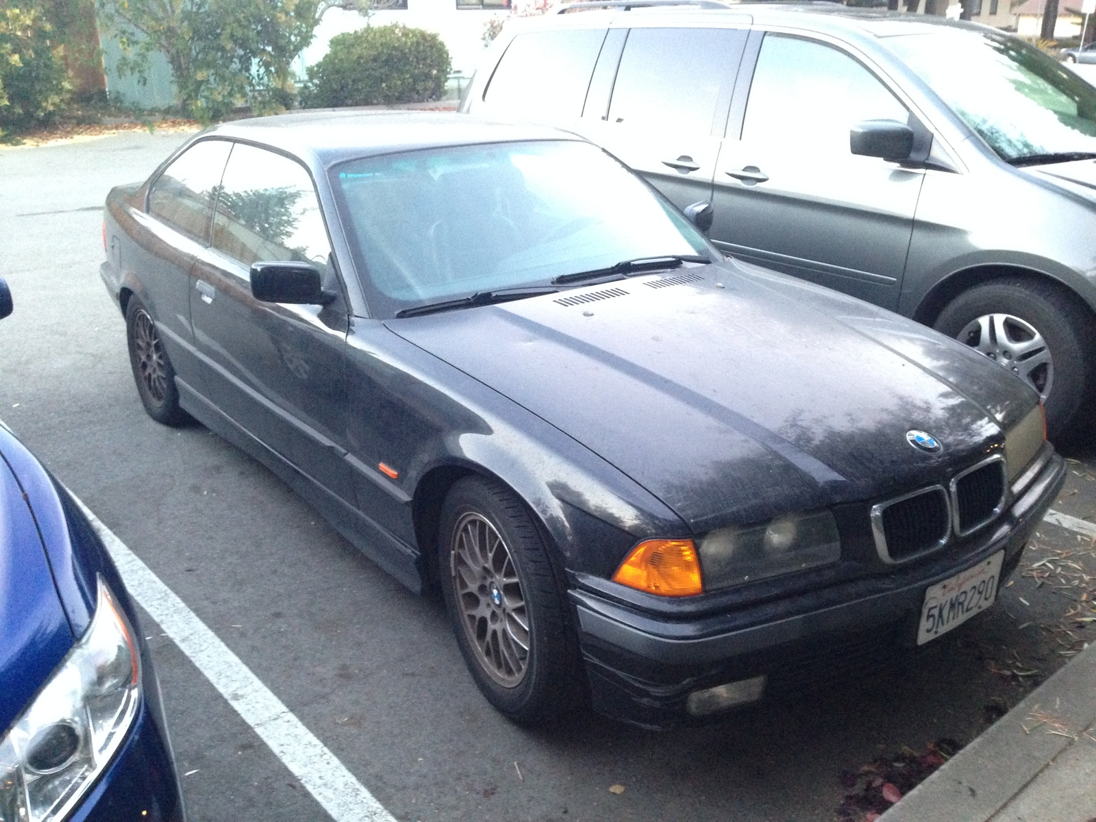 Bmw 3 Series Questions - 1998 Bmw 323is No Reverse