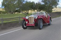 1948 MG TC Picture Gallery