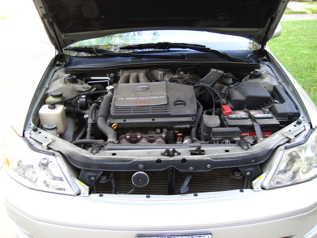 Picture of 2001 Toyota Avalon XL, engine, gallery_worthy