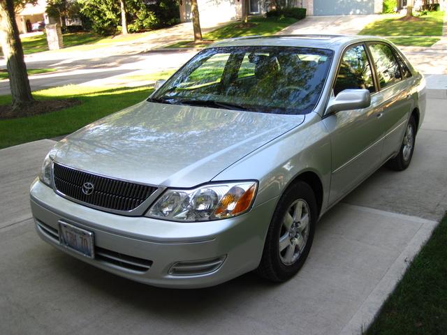 Toyota Avalon Exterior Pictures CarGurus - 2001 avalon