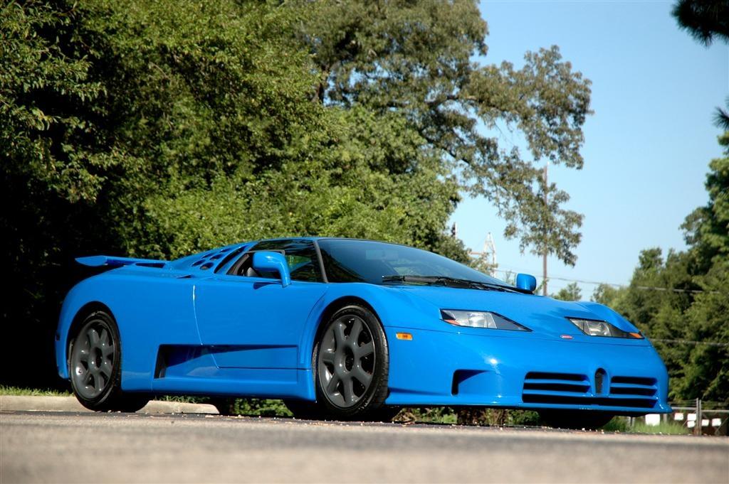 1995 Bugatti EB110