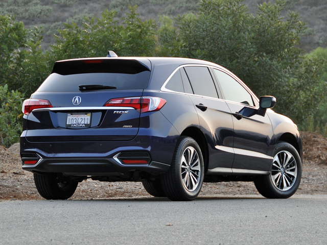 2016 acura rdx overview cargurus. Black Bedroom Furniture Sets. Home Design Ideas