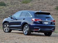 2016 Acura RDX Advance Fathom Blue Pearl