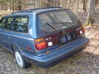 Picture of 1991 Toyota Camry DX Wagon, exterior