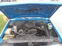 Picture of 1988 Chevrolet S-10 Blazer Sport, engine
