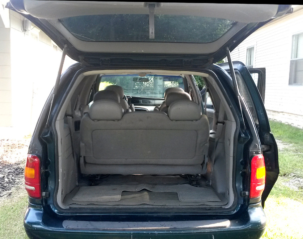 Ford Windstar Dr Gl Passenger Van Pic X