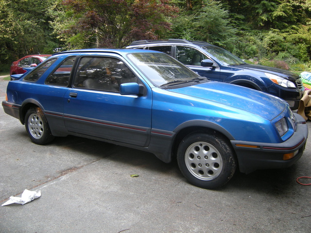 Picture of 1986 Merkur XR4Ti, exterior, gallery_worthy