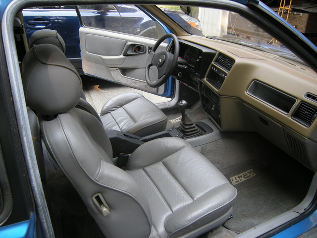 Picture of 1986 Merkur XR4Ti, interior, gallery_worthy