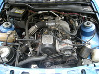 Picture of 1986 Merkur XR4Ti, engine, gallery_worthy