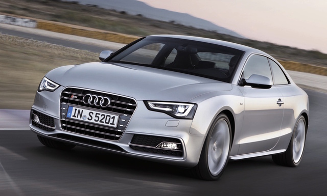 2016 Audi S5, Front-quarter view, exterior, manufacturer, gallery_worthy
