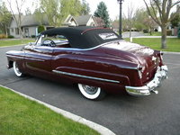 1950 Oldsmobile Ninety-Eight Overview