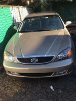 Picture of 2005 Suzuki Verona 4 Dr EX Sedan, exterior
