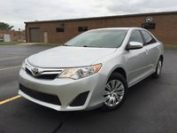 Picture of 2013 Toyota Camry LE, exterior