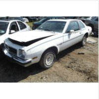 1980 Chevrolet Monza Picture Gallery