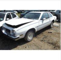 1980 Chevrolet Monza, This is my 1980 monza Sun Roof., exterior