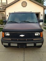 Picture of 1994 Chevrolet Astro Passenger Van Extended, exterior