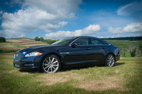 2015 Jaguar XJ-Series Overview