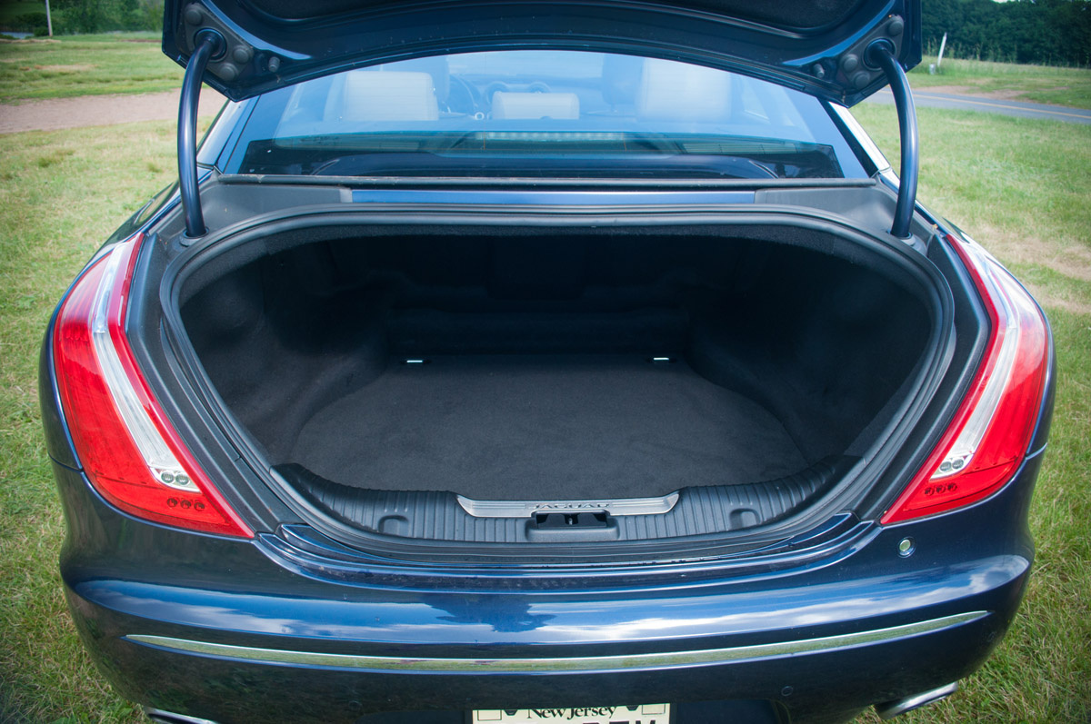 Picture of 2015 Jaguar XJ-Series
