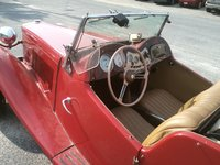 1950 MG TD Overview