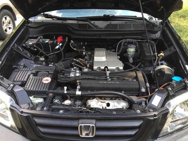 Picture of 2000 Honda CR-V EX AWD, engine