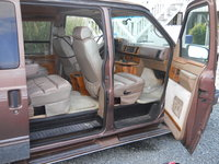 Picture of 1994 Chevrolet Astro CL AWD Passenger Van Extended, interior