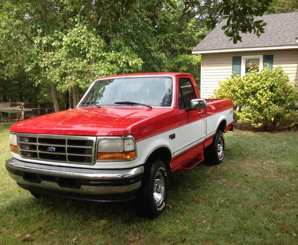 1996 Ford F-150 - Pictures - CarGurus