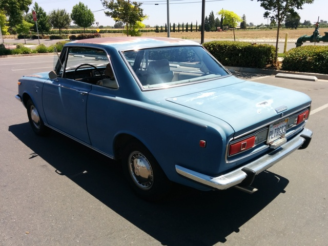 Picture of 1969 Toyota Corona, exterior, gallery_worthy