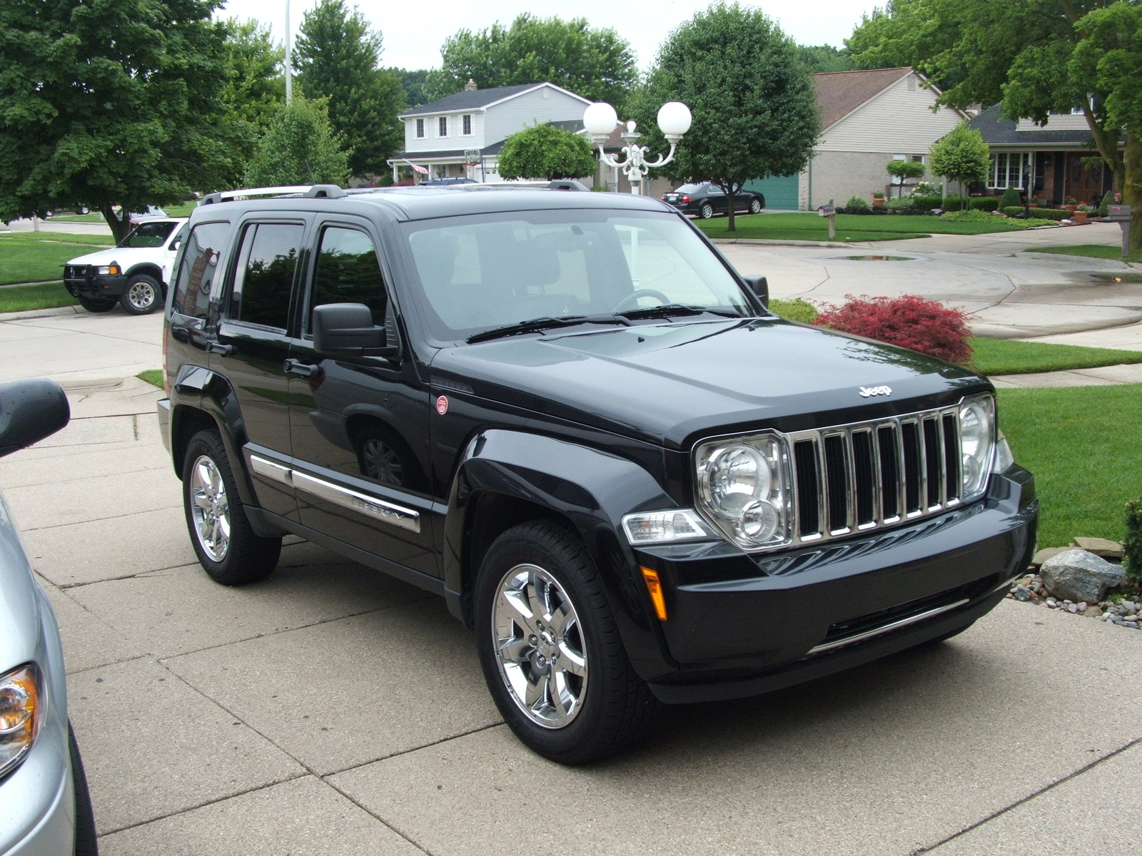 jeep liberty questions - how many miles can i expect to be able to