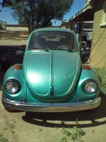 1973 Volkswagen Super Beetle Overview