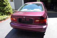 Picture of 1993 Honda Civic Coupe, exterior