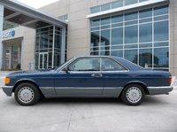 1985 Mercedes-Benz 500-Class Overview