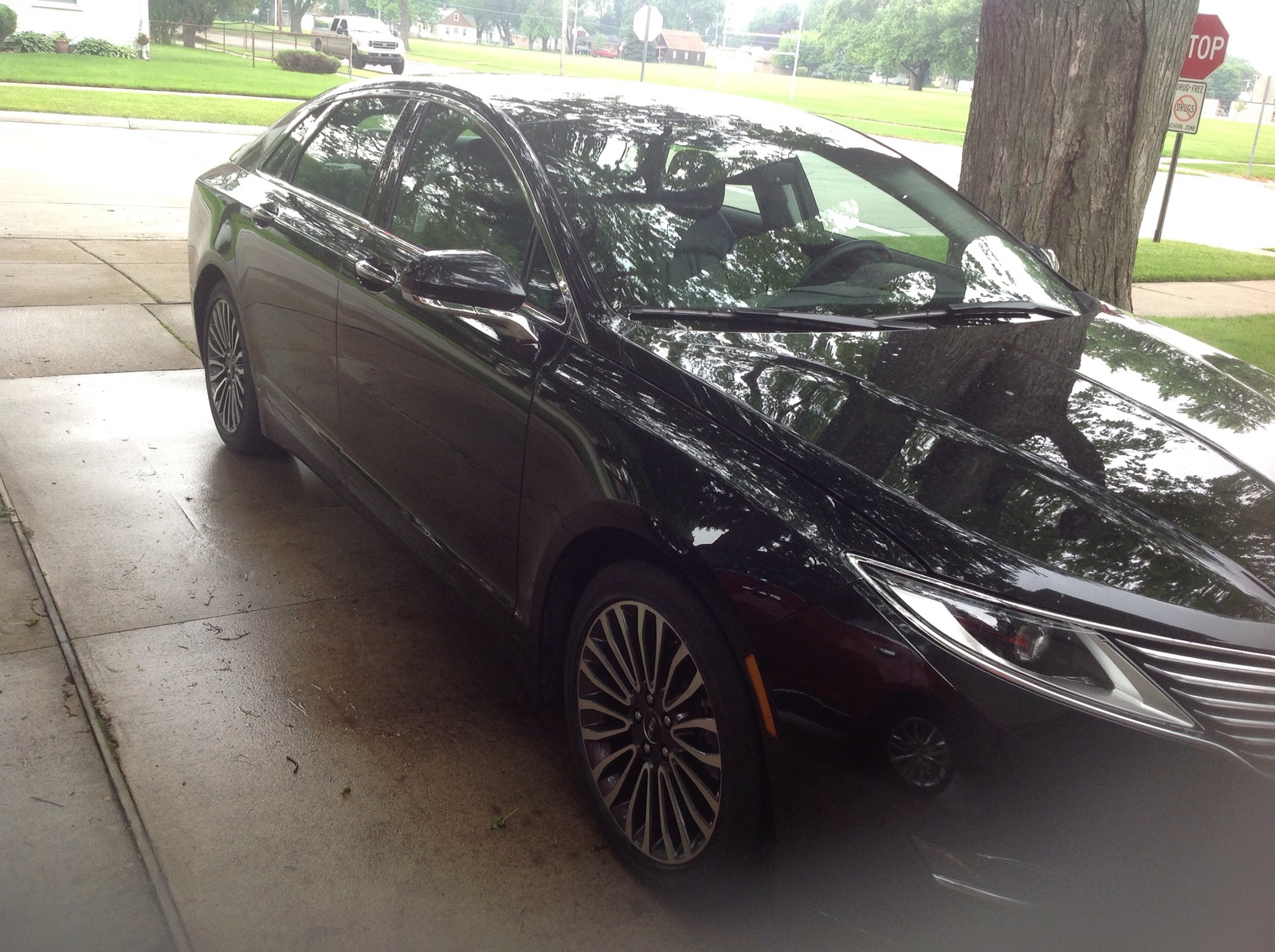 Picture of 2015 Lincoln MKZ Black Label AWD