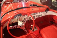 Picture of 1956 Chevrolet Corvette Convertible Roadster, interior, gallery_worthy