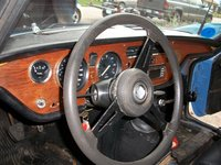 Picture of 1971 Triumph Spitfire, interior
