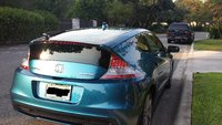 Picture of 2013 Honda CR-Z Base Coupe w/ Premium Package, exterior, gallery_worthy