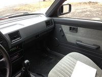 Picture of 1989 Nissan Sentra XE AWD Wagon, interior, gallery_worthy