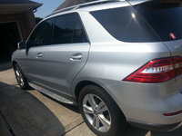 Picture of 2012 Mercedes-Benz M-Class ML350 4MATIC, exterior