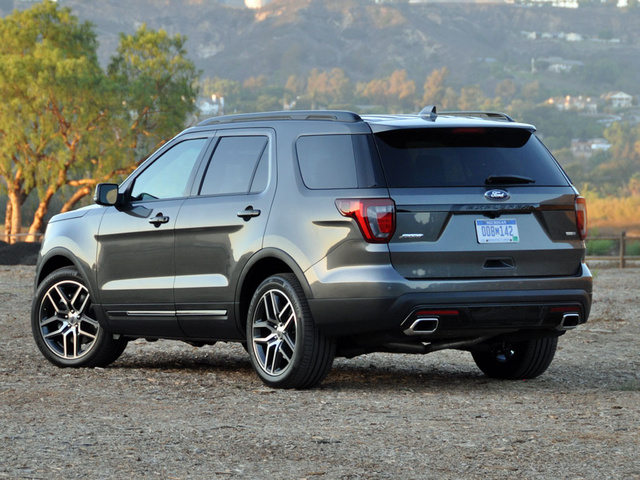 2016 Ford Explorer Test Drive Review Cargurus