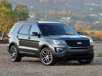 2016 Ford Explorer Picture Gallery