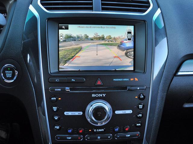 Beautiful 2016 Ford Explorer Sport 4WD, 2016 Ford Explorer Sport Reversing Camera  Display, Interior, Home Design Ideas