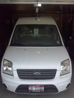 2011 Ford Transit Connect Electric Overview