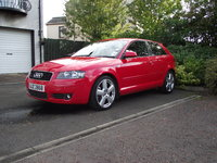 2004 Audi A3, 3.2 V6, exterior, gallery_worthy