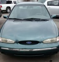 Picture of 1995 Ford Contour 4 Dr GL Sedan, exterior