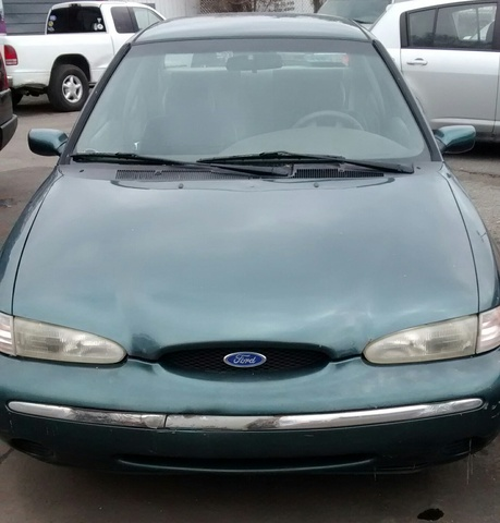 Picture of 1995 Ford Contour 4 Dr GL Sedan