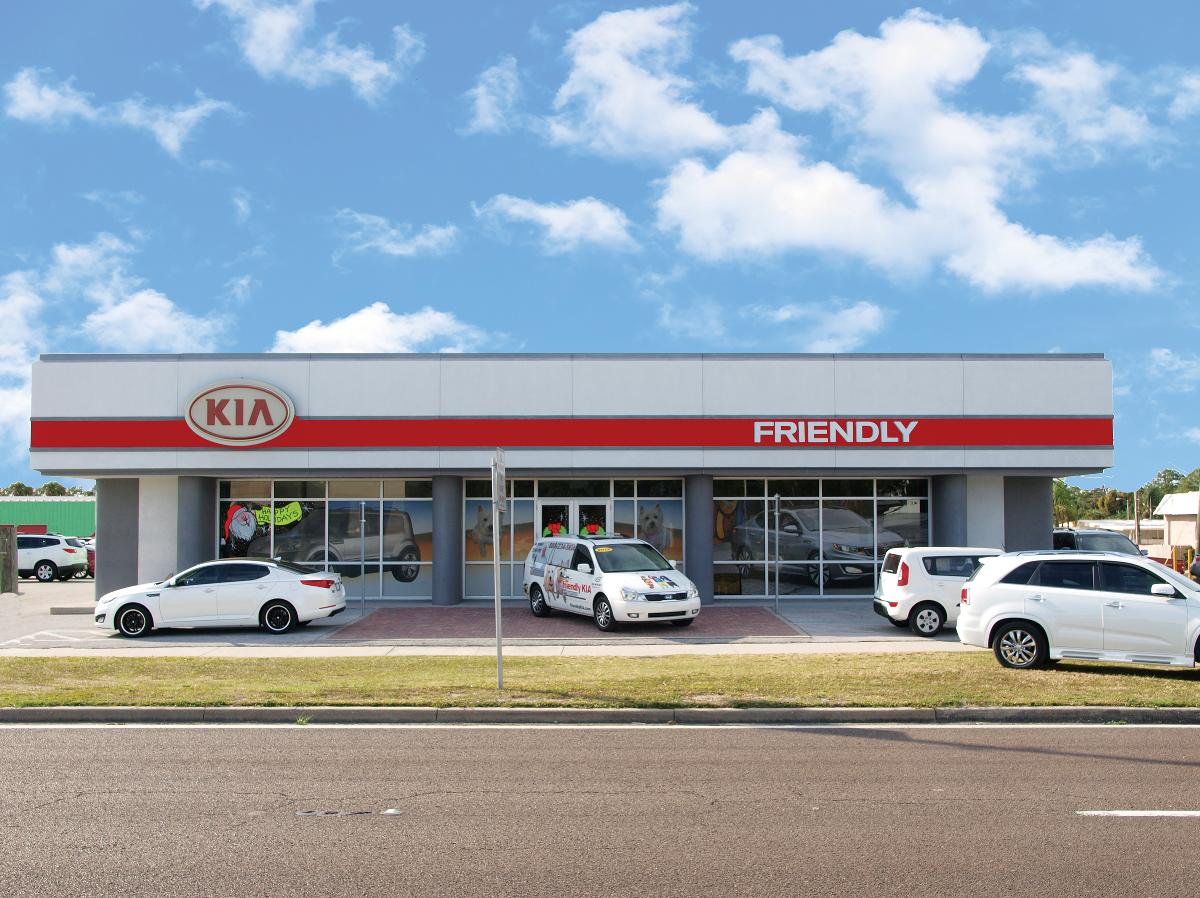 friendly kia new port richey fl reviews deals cargurus. Black Bedroom Furniture Sets. Home Design Ideas