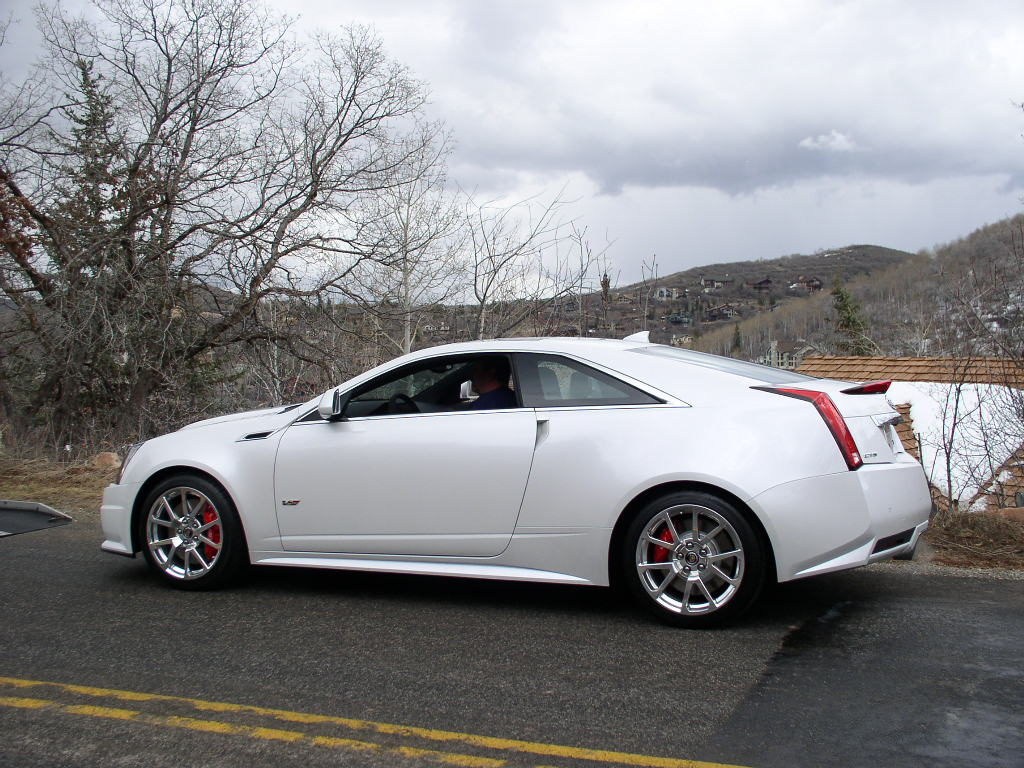 New 2015 Cadillac Cts V Coupe For Sale Cargurus